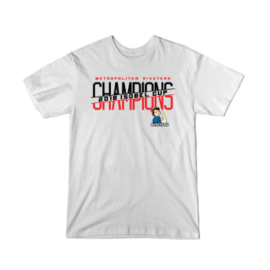 2018 Isobel Cup Champs T-Shirt