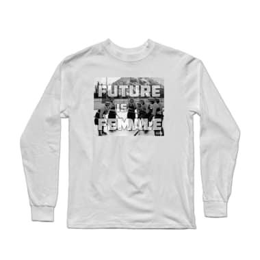 Future Is Female Classic Longsleeve Shirt