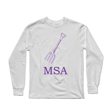 Pitchfork MSA Longsleeve Shirt