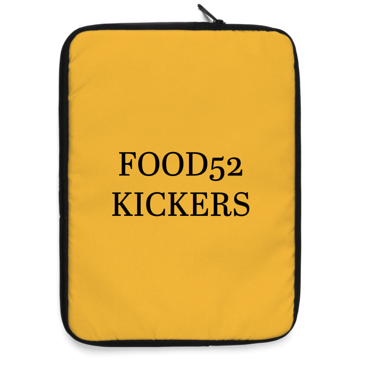 Food52 Shirt Laptop Sleeve