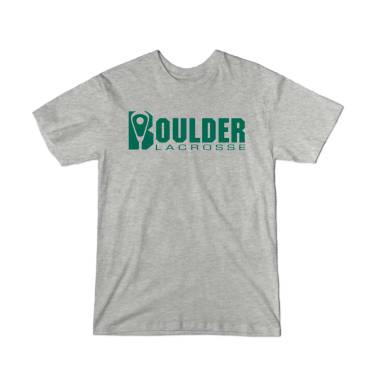Boulder Lacrosse Wordmark T-Shirt