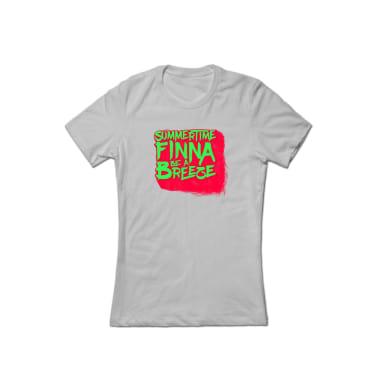 Summertime Finna Be A Breeze T-Shirt