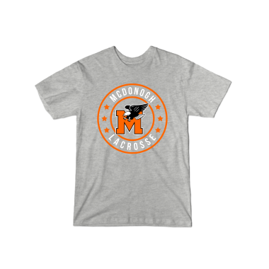 McDonogh Lax Badge T-Shirt