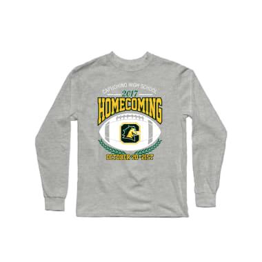 2017 Homecoming  Longsleeve Shirt
