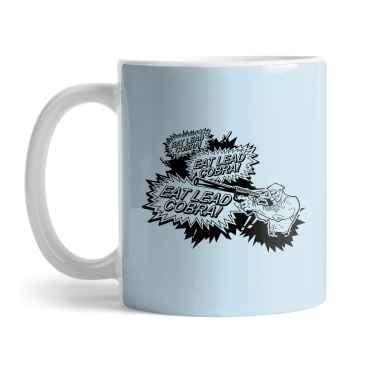 Eat Lead Cobra! Mug