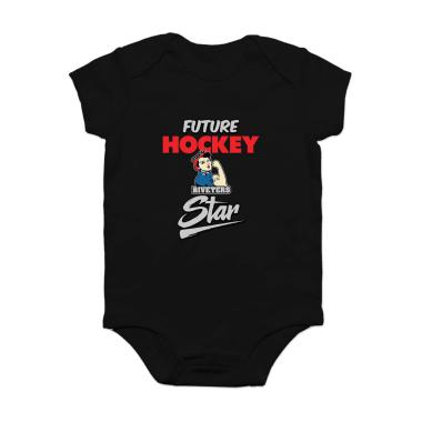 Future Riveters Hockey Star Infant Snap