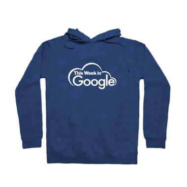 This Week in Google Pullover Hoodie