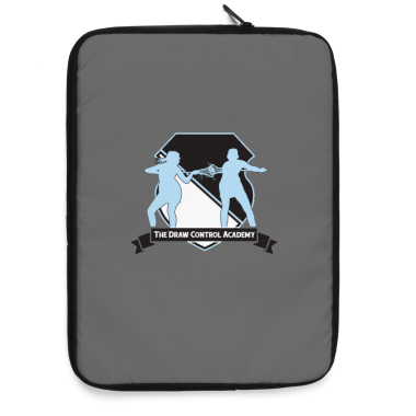 Draw Control Academy Laptop Sleeve