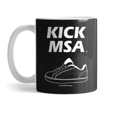Kick MSA  Mug