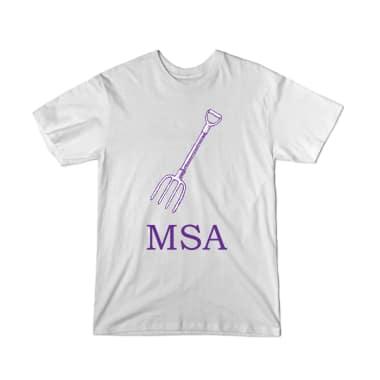 Pitchfork MSA T-Shirt