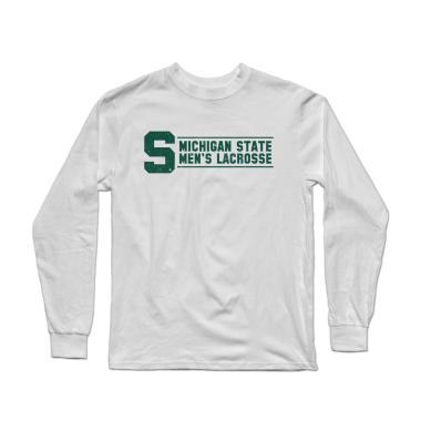 MSU Lacrosse Classic Longsleeve Shirt