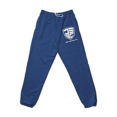Denver Elite Blue Line Sweatpant
