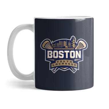 Boston Youth Lacrosse Mug