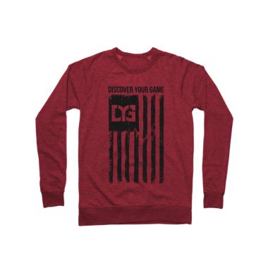 DYG Flag Crewneck Sweatshirt