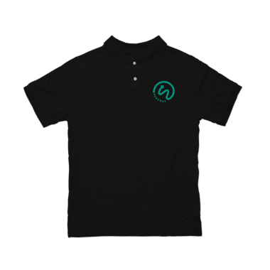 Headway Sticker Design Polo