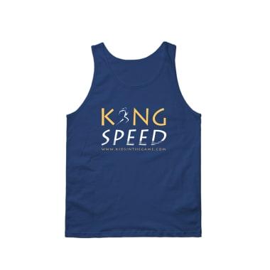 King Speed Tank Top