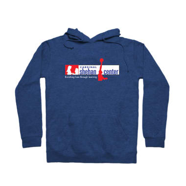 CSC Blue Pullover Hoodie