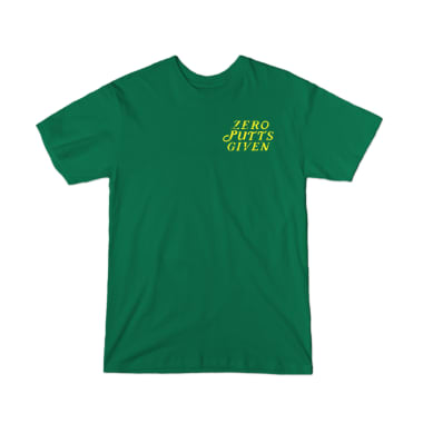 Zero Putts Given Men's T-Shirt
