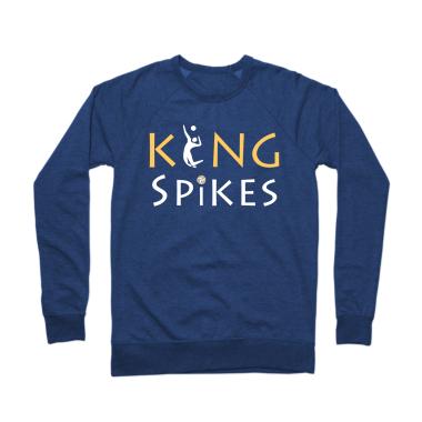 KING Spikes Crewneck Sweatshirt
