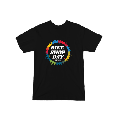 Bike Shop Day T-Shirt