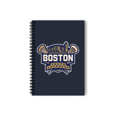 Boston Youth Lacrosse Notebook