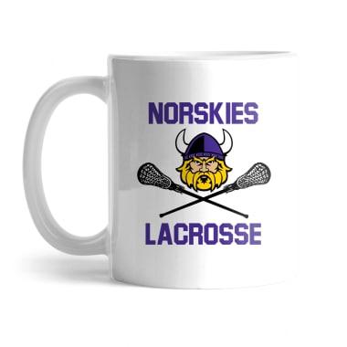Norskies Club Lacrosse Mug