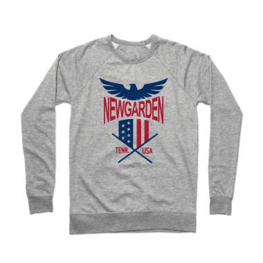 Newgarden Americana Crewneck Sweatshirt