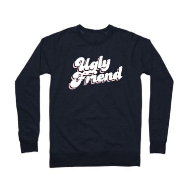 Ugly Friend Crewneck Sweatshirt