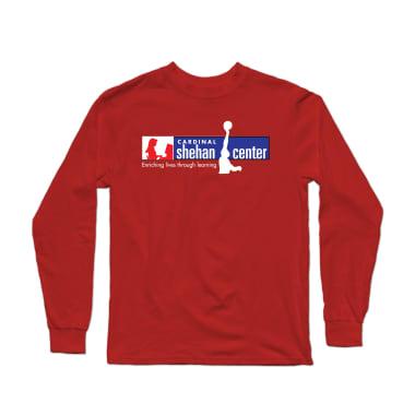 CSC Red Longsleeve Shirt