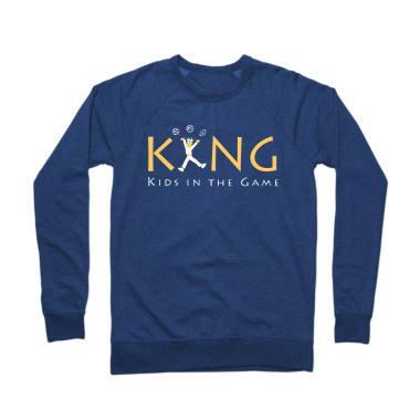 Kids In The Game Crewneck Sweatshirt