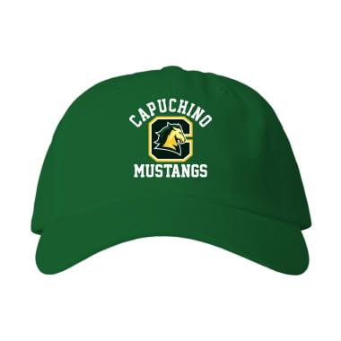 Capuchino Mustangs Traditional Baseball Style Hats