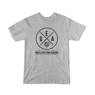 GEA Black Logo Youth T-Shirt