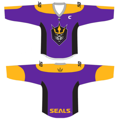 2018-2019 Seals Home Jersey