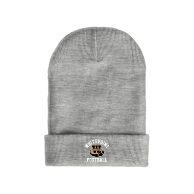 Whitepoint Classic White Winter/Beanie Hats