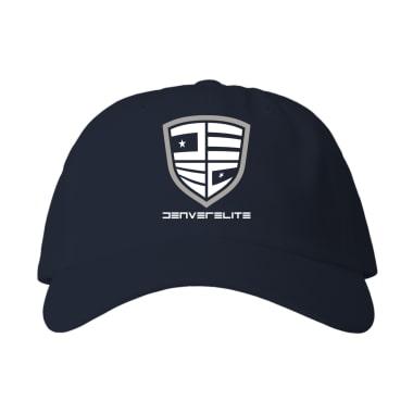 Denver Elite Shield Baseball Style Hats