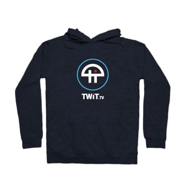 Twit.TV Logo Pullover Hoodie