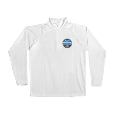 Lacrosse Force Retro Performance Pullover