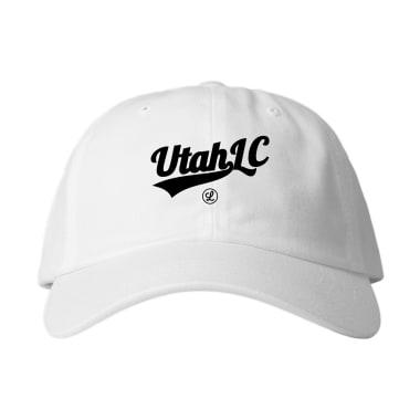 Utah Logo Black Baseball Style Hats