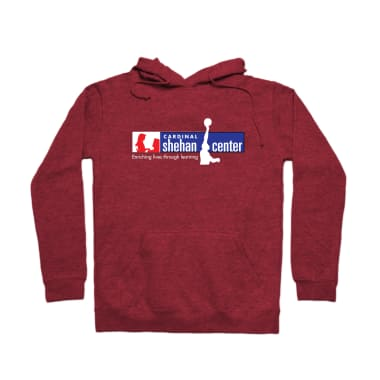 CSC Red Pullover Hoodie