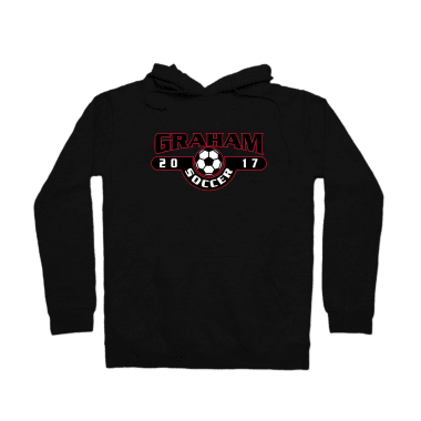 CUSTOMIZABLE Graham 2017 Pullover Hoodie