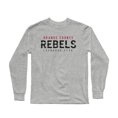 OC Rebels Lacrosse Club Longsleeve Shirt