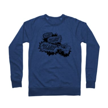 Eat Lead Cobra! Crewneck Sweatshirt