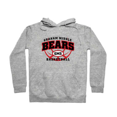 GMS Basketball Pullover Hoodie