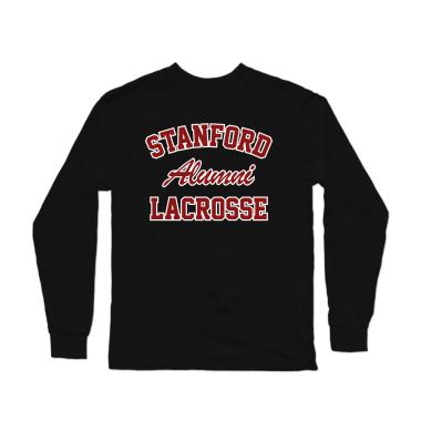 Stanford Lacrosse Alumni Longsleeve Shirt