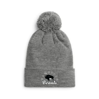 Buffalo Beauts Winter/Beanie Hats