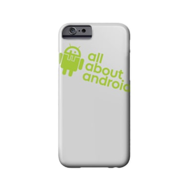 All About Android podcast shirt Phone Case