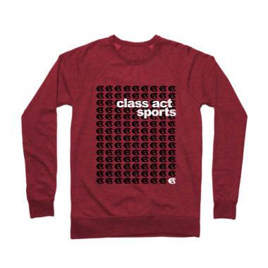 Class Act Sports CA Crewneck Sweatshirt