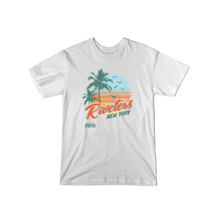 Riveters Summer T-Shirt