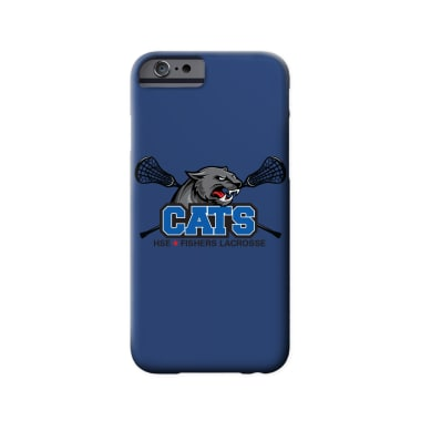 HSE Fishers Lacrosse Phone Case