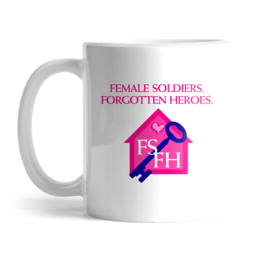 Female Soldiers Forgotten Heroes Mug